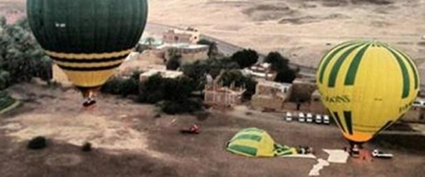 Peru'da balon düştü: 2 kişi kayıp