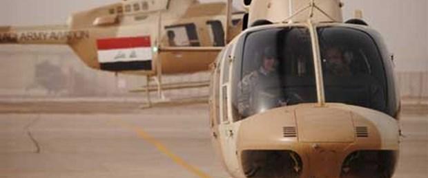 'Peşmerge Irak helikopterine ateş açtı'