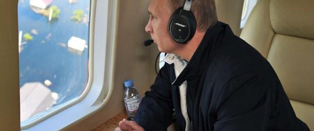 Putin'den müdahaleye şartlı yeşil ışık