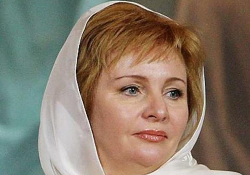 Rusya Devlet Başkanı Putin'in 55 yaşındaki eşi Ludmilla Putin'le boşandığı ileri sürülmüştü.