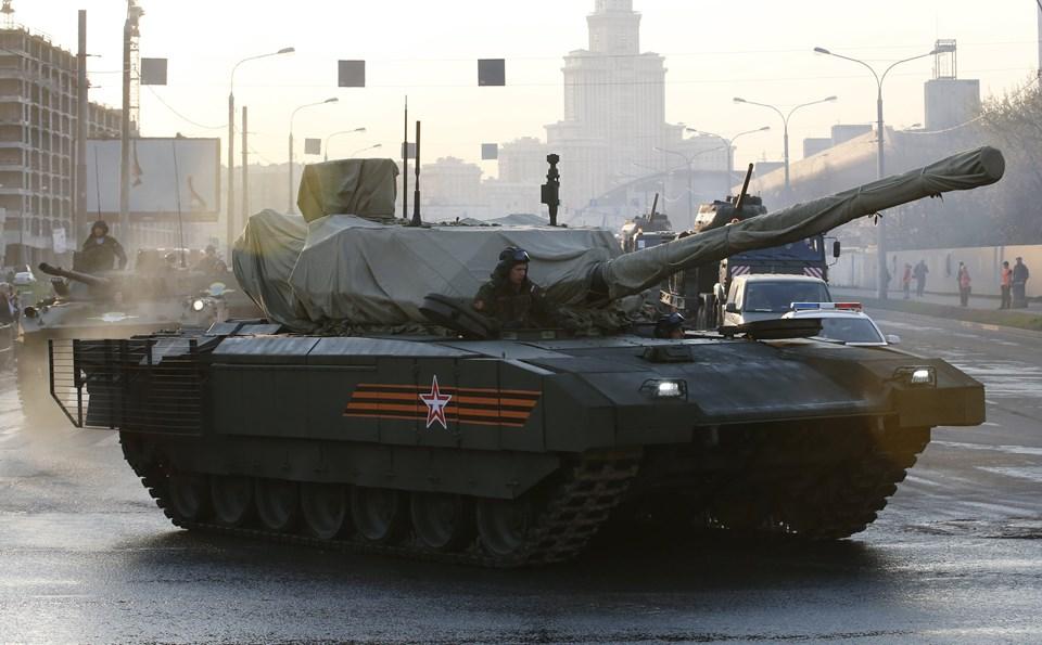 Rusya bu tankları 5 yıl kimseye satmayacak