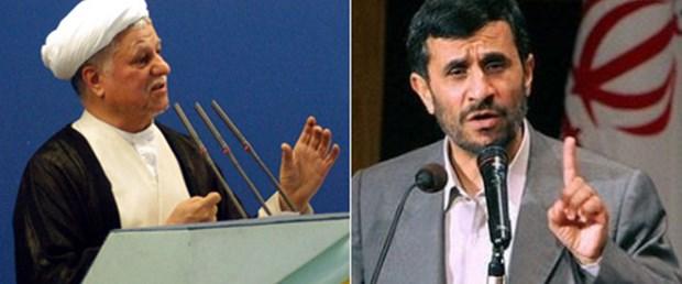 Rafsancani'den Ahmedinejad'a: Yalancısın