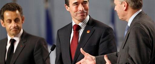 Rasmussen NATO'nun yeni Genel Sekreteri
