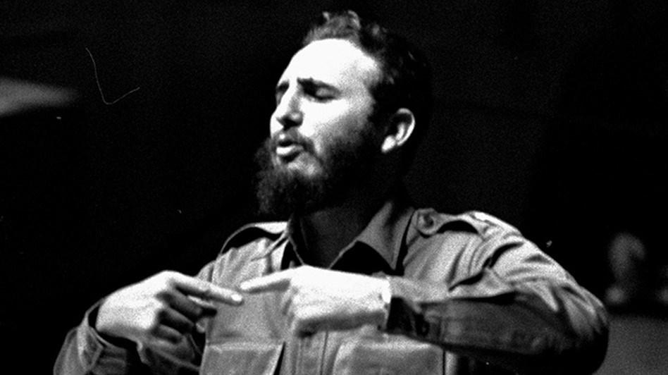 Fidel Castro,BM Genel Kurulu'nda 1960'tasöz almıştı