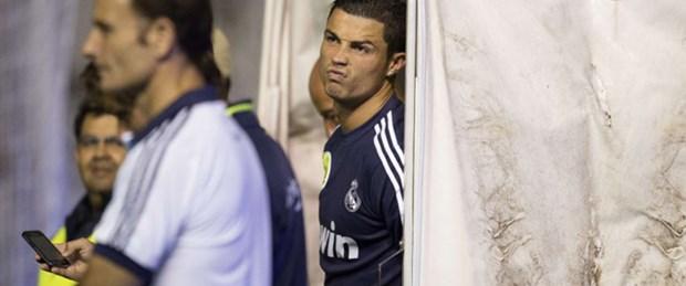 Real Madrid'e 'elektrikli' sabotaj