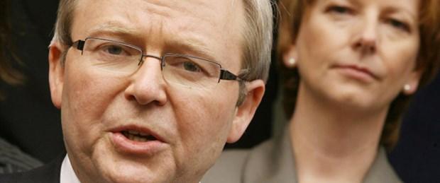 Rudd 4 yıl sonra koltuğunu geri aldı