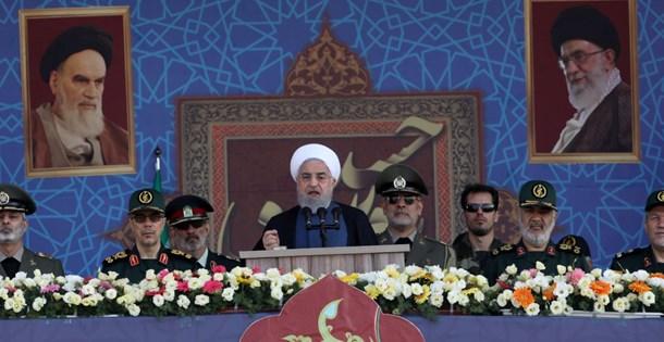 Ruhani: ABD ve İsrail aramızdaki ihtilaflardan istifade etmek istiyor