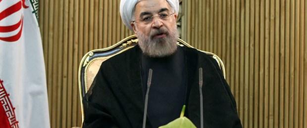 Ruhani: Irak'a yardıma hazırız