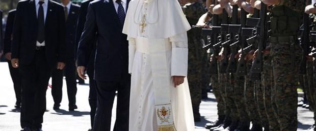 Rumlar Türkiye'yi Papa'ya şikayet etti