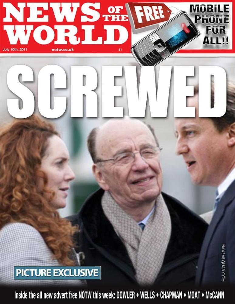 Rupert Murdoch kimdir?