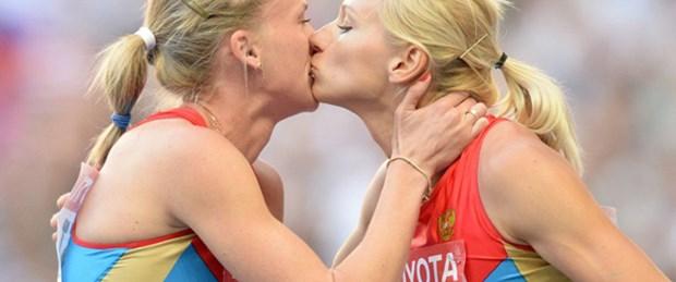 Rus sporcularda 'eşcinsel' çatlak