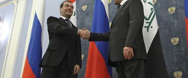 Rusya ile 4.2 milyar dolarlık anlaşma