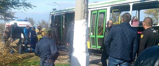 Rusya'da intihar saldırısı: 6 ölü