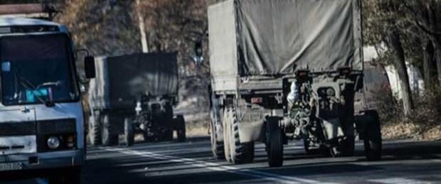Rusya'ya 'askerini çek' uyarısı