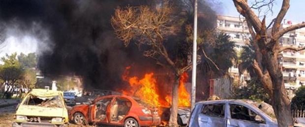 Şam'da patlama: Çok sayıda ölü ve yaralı