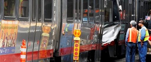San Francisco'da tren kazası: 48 yaralı
