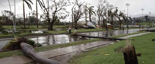 Sandy Kasırgası Karayipler'i vurdu: 21 ölü