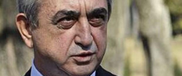 Sarkisyan gezisini yarım bıraktı