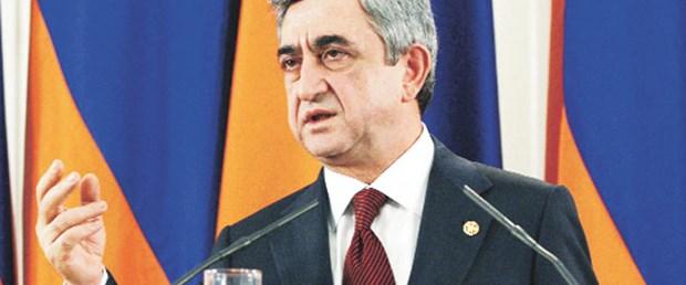 Sarkisyan: İran'a silah satmadık