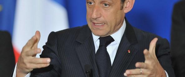 Sarkozy'yi Libya da kurtaramadı