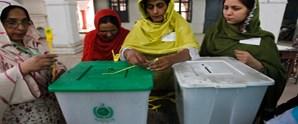 Seçim günü bombalı saldırıyla başladı