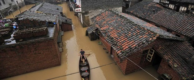 Sel 17 milyon kişiyi etkiledi
