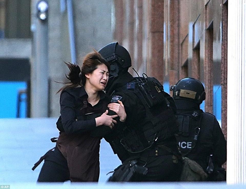 Avustralya'da terör eylemi