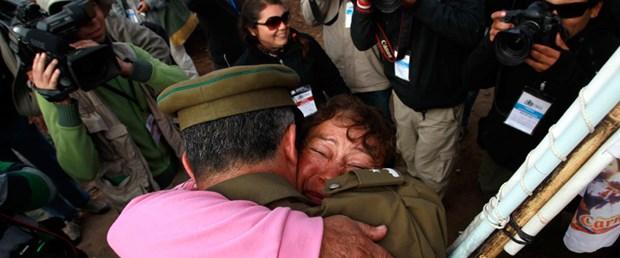 Şili'deki madencilere ulaştılar