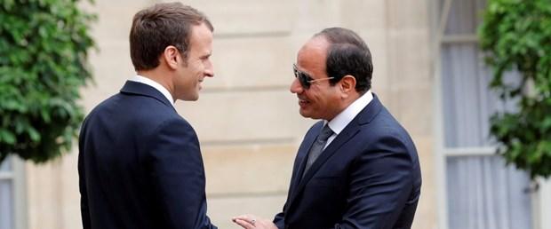 Sisi ve Macron telefonda Suriye'yi görüştü.jpg