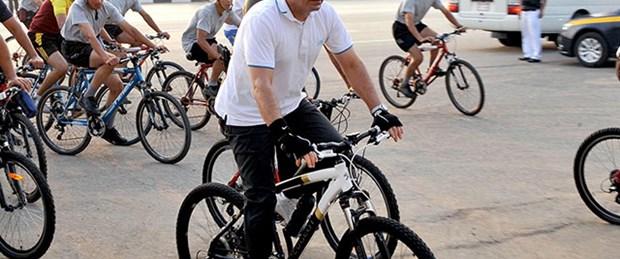 Sisi'den bisiklet kullanma çağrısı