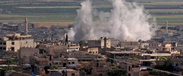 SON DAKİKA: ABD: Esad rejimi Suriye'nin kuzeybatısında kimyasal saldırı gerçekleştirdi