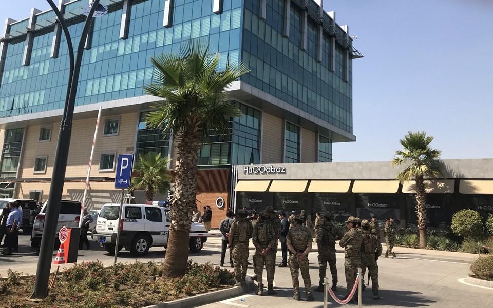SON DAKİKA: Erbil'de Türk konsolosluk görevlisi silahlı saldırıda şehit oldu