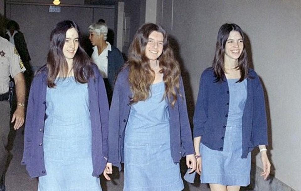 Manson'ın müritlerinden Susan Atkins, Patricia Krenwinkel ve Leslie Van Houten de idam cezasına çarptırılmıştı.