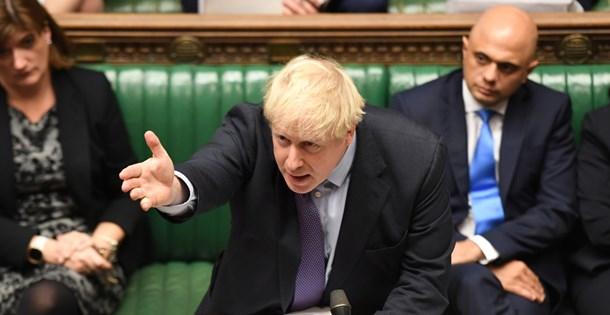 SON DAKİKA: Avam Kamarası'ndan Boris Johnson'a yeni darbe