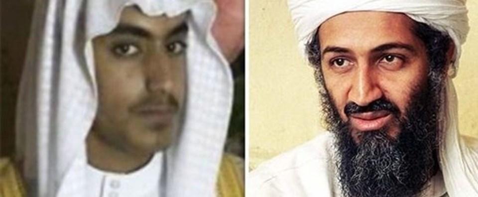 Hamza Bin Ladin, babası Usama bin Ladin'in yerine geçecek isim olarak gösteriliyordu.