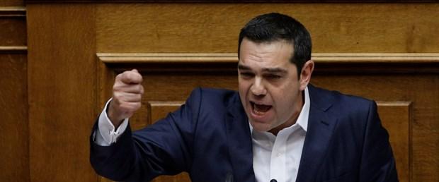 SON DAKİKA:Yunanistan'da Çipras hükümeti güvenoyu aldı