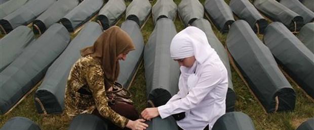 Soykırımın adı: Srebrenitsa