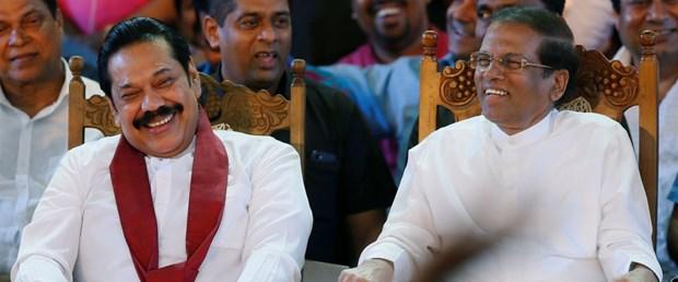 Rajapaksa ve Sirisena