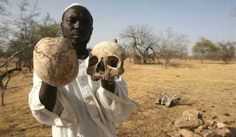 Darfur'da yaşananlar dünya kamuoyuna yeterince yansımadı.