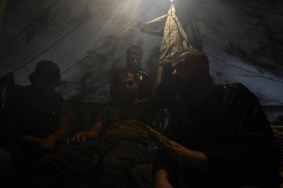 Suriye iç savaşında Türkmen cepheleri
