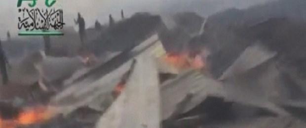 Suriye, IŞİD mevzilerini vurdu: 16 ölü