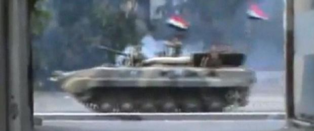 Suriye ordusu Arap Birliği'ni dinlemedi