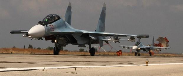 rusya suriye savaş uçağı halep okul160216.jpg