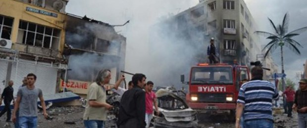 Suriye Reyhanlı'daki saldırıyı kınadı