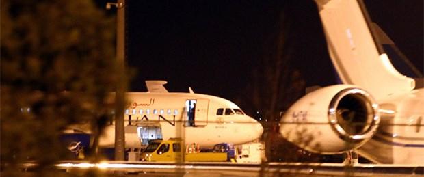 'Suriye uçağında elektrik teçhizatı vardı'