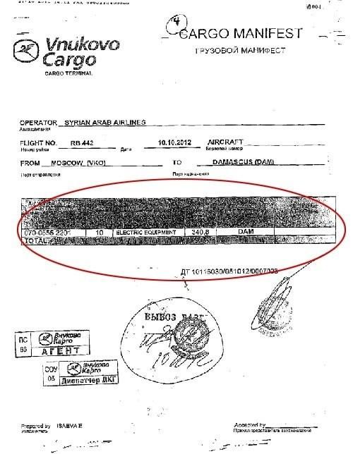 Anonymous'un yayınladığı belge