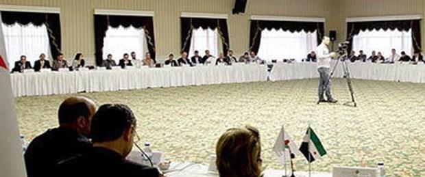 Suriye Ulusal Koalisyonu'nda çatlak