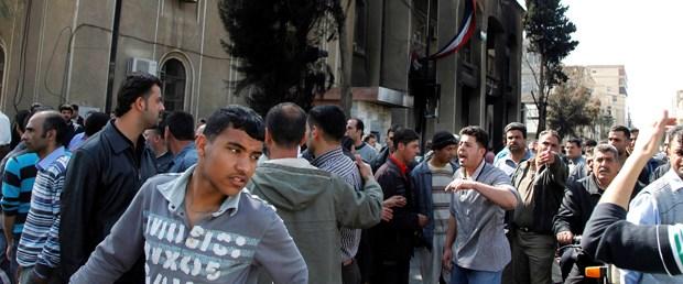 Suriye'de gerginlik bitmiyor