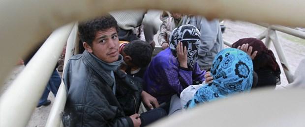 Suriye'de tecavüz 'dehşet verici' boyutta