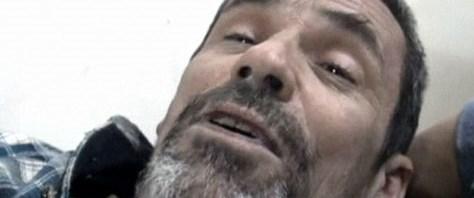 Suriye'deki yaralı İngiliz gazeteci kurtarıldı
